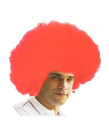 """Parochňa """"Mega afro červené"""" 1ks"""