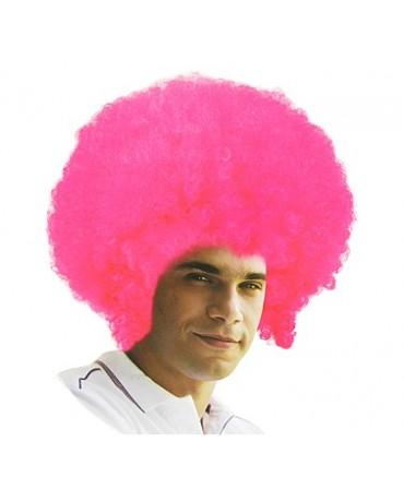 """Parochňa """"Mega afro ružové"""" 1ks"""