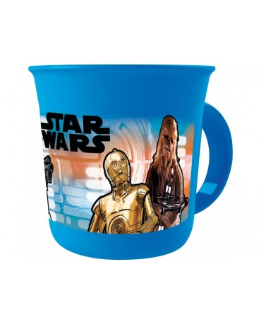 Plastový hrnček Star Wars VII. 275 ml