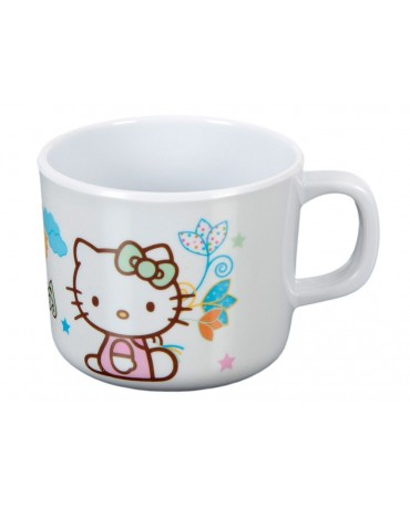 Plast. šálka Hello Kitty 225 ml