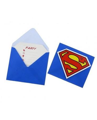 Pozvánka na nar. Superman 6ks