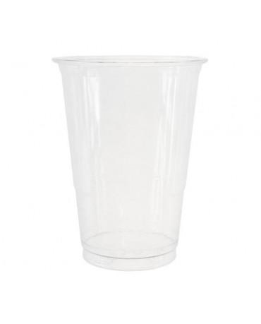Priehľ. plast. poháre 200/220ml 50ks