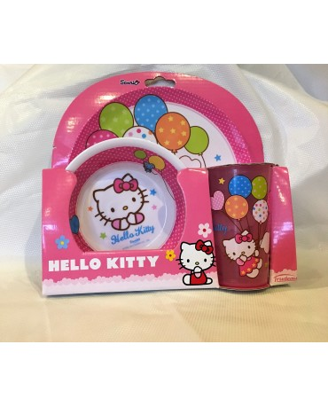 Sada riadu Hello Kitty 3ks