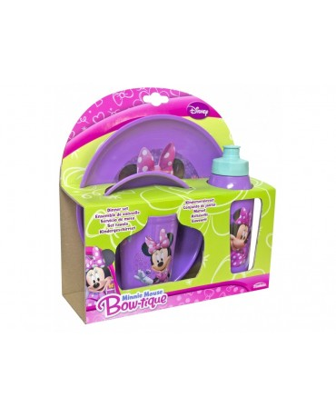 Sada riadu Minnie Mouse 4ks