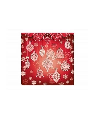 Servítky - vianočné 33cm  20ks