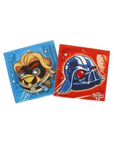 Servítky Angry Birds - Star Wars 33cm 20ks