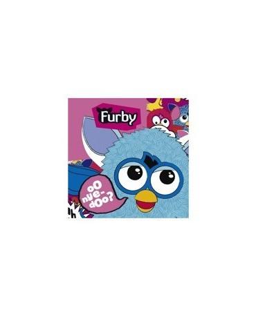 Servítky Furby - 33 cm - 20 ks