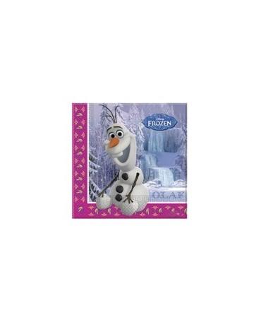 Servítky Frozen-Olaf 33cm 20ks