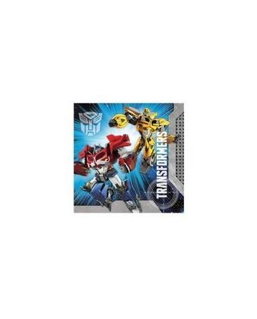 Servítky Transformers - 33 cm - 20 ks