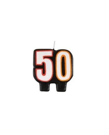 Sviečka č.50