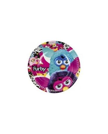 Tanieriky  Furby - 23 cm - 8 ks