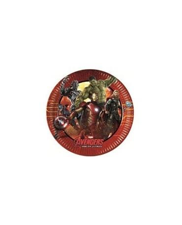 Tanieriky Avengers 2 20 cm - 8 ks