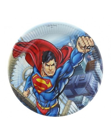 Tanieriky Superman-komiks - 23 cm - 8 ks