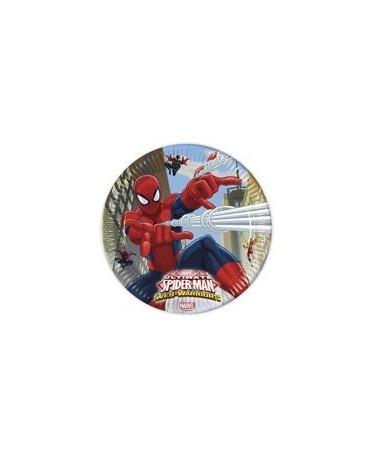Tanieriky Ult Spiderman- Web War.  23 cm 8 ks