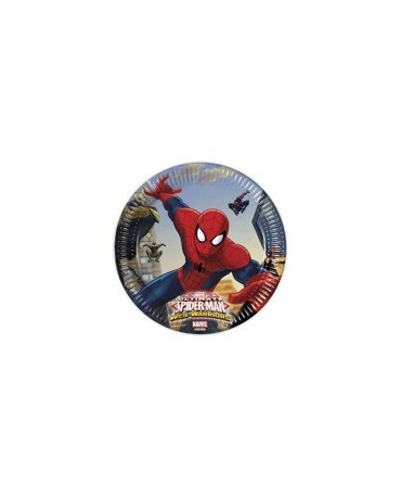 Tanieriky Ult Spiderman- Web War.  20 cm 8 ks