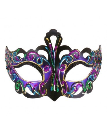 "Maska ""Magická"" - fialová"