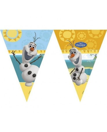 Banner vlajok Olaf Summer 2,3m