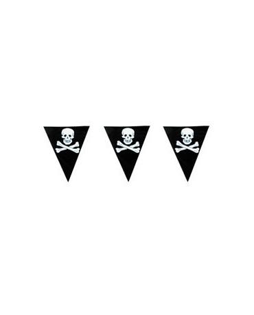 Banner vlajok Piráti 1,5m