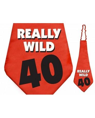 Kravata - 40  Really wild !