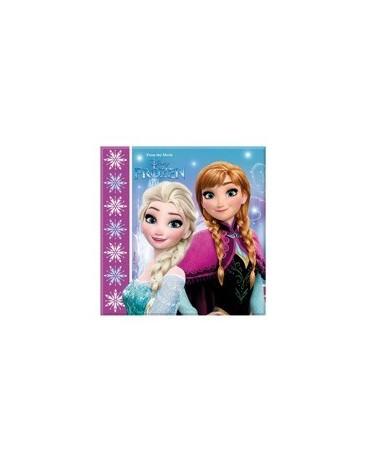 Servítky Frozen - Ľadové kráľovstvo 33cm 20ks/P128