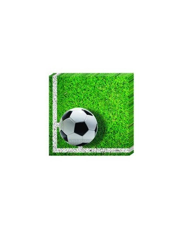 Servítky Futbal Party 33cm 20ks