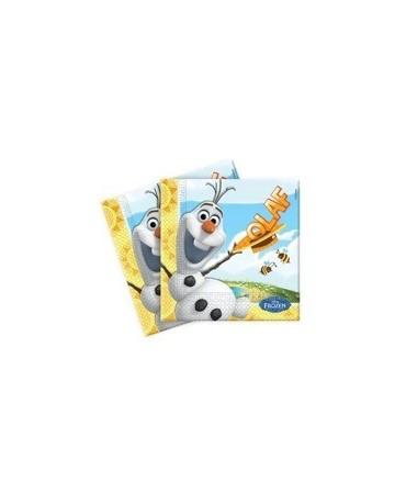 Servítky Olaf Summer 33cm 20ks