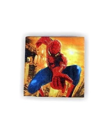 Servítky Spiderman 33cm 12ks