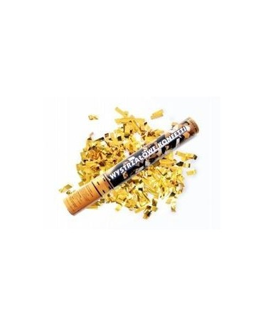 Konfety -zlaté stuhy 40cm