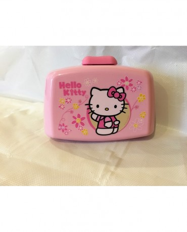 Plast. box na jedlo Hello Kitty 16,5x12 cm