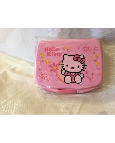 Plast. box na jedlo Hello Kitty 16,5x13 cm
