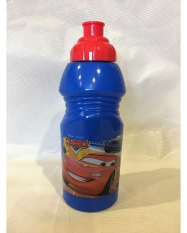 Plastová fľaša Autá 375 ml