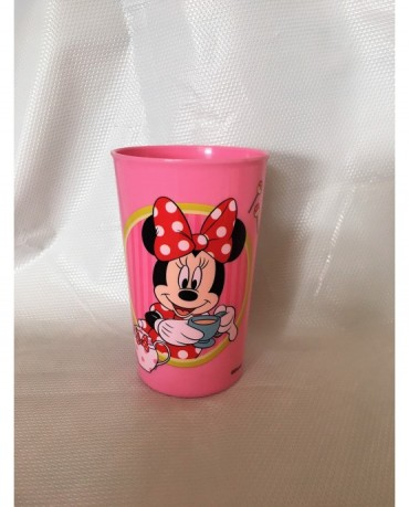 Plast. pohár Minnie Mouse 225 ml
