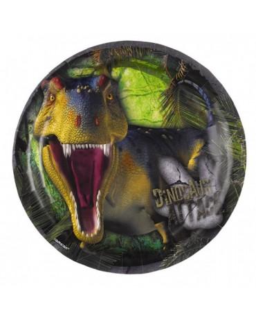 """Tanieriky Dinosaur Attack 7"""" 8ks"""