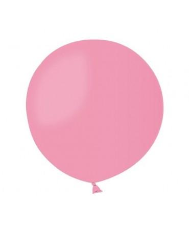 Latex. balóny -ruž. 85cm  2ks
