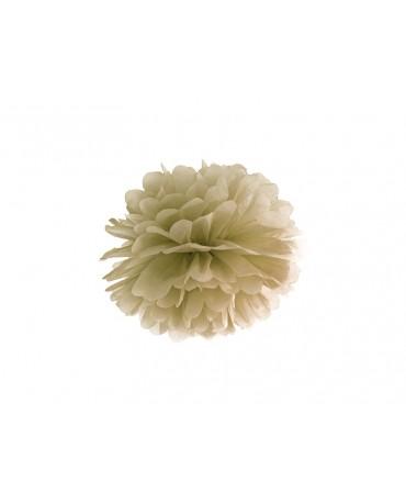 Pompón -zlatý 25cm