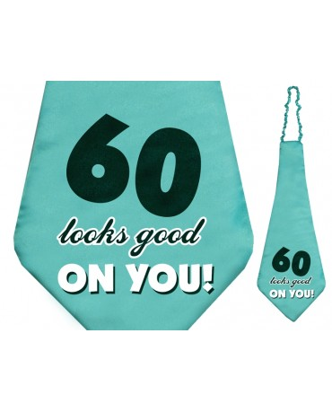 Kravata- 60 looks good on you!
