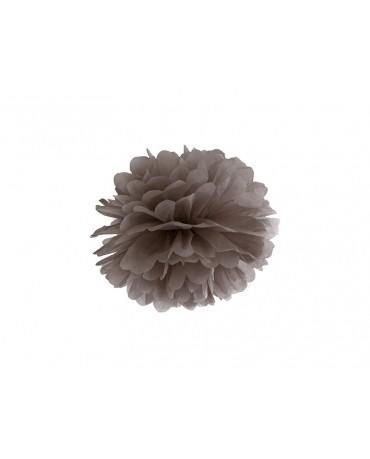 Pompón -hnedý 25cm