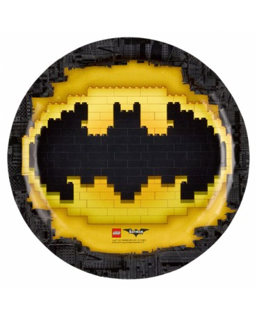 Tanieriky Lego Batman 23cm 8ks