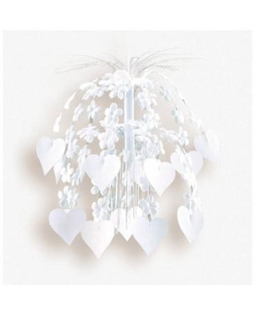 Svadobná dekorácia- biela 70cm