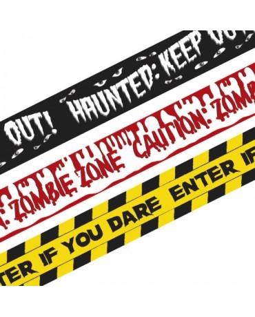 Pásky Halloween 910cm 3ks