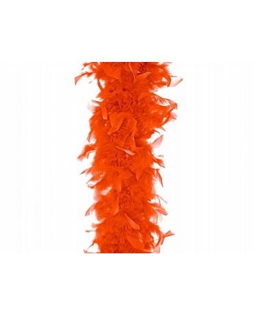 Pierkové BOA - oranžové 180cm 1ks