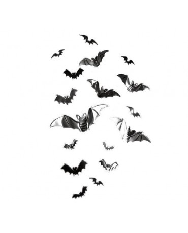 Nálepky netopiere