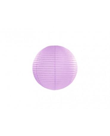 Dekorácia- lampión- levanduľový 25cm