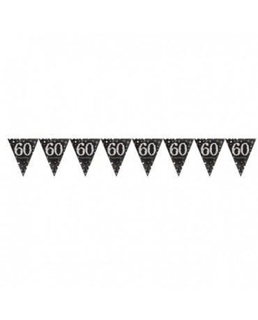 Banner vlajok - 60.narodeniny  4m