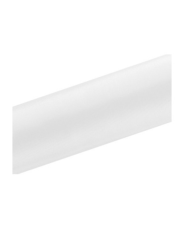 Satén biely 0,16x9m