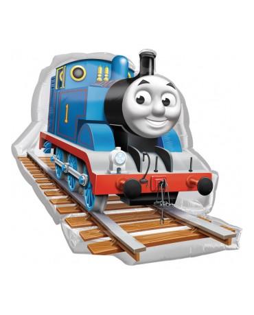 Fóliový balón lokomotíva tomáš 74x69cm