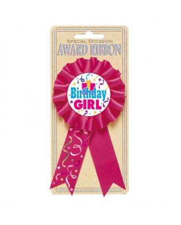 Brošňa dievčenská Birthday 15,2 cm