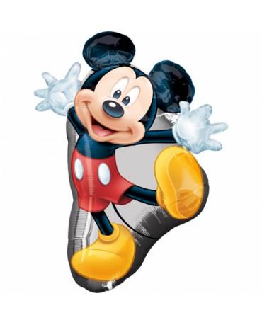 Fóliový balón Mickey 55x78cm