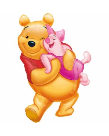 Fóliový balón Winnie a Pooh P38