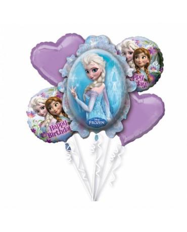 Fóliový balón frozen sada 5ks